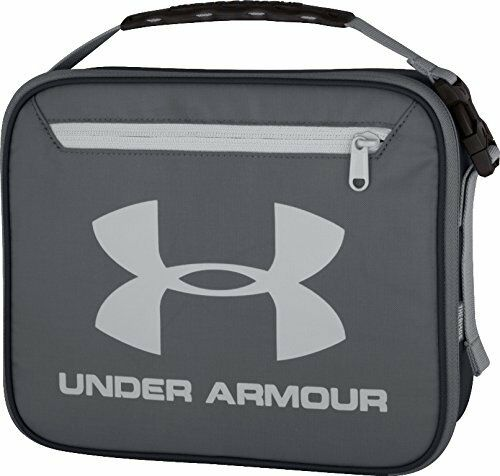Graphite Under Armour Lunch Box