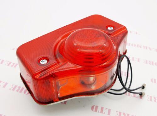 NEW BRAND ROYAL ENFIELD BULLET BACK REAR TAIL LIGHT LAMP KIT COMPLETE ASSEMBLY