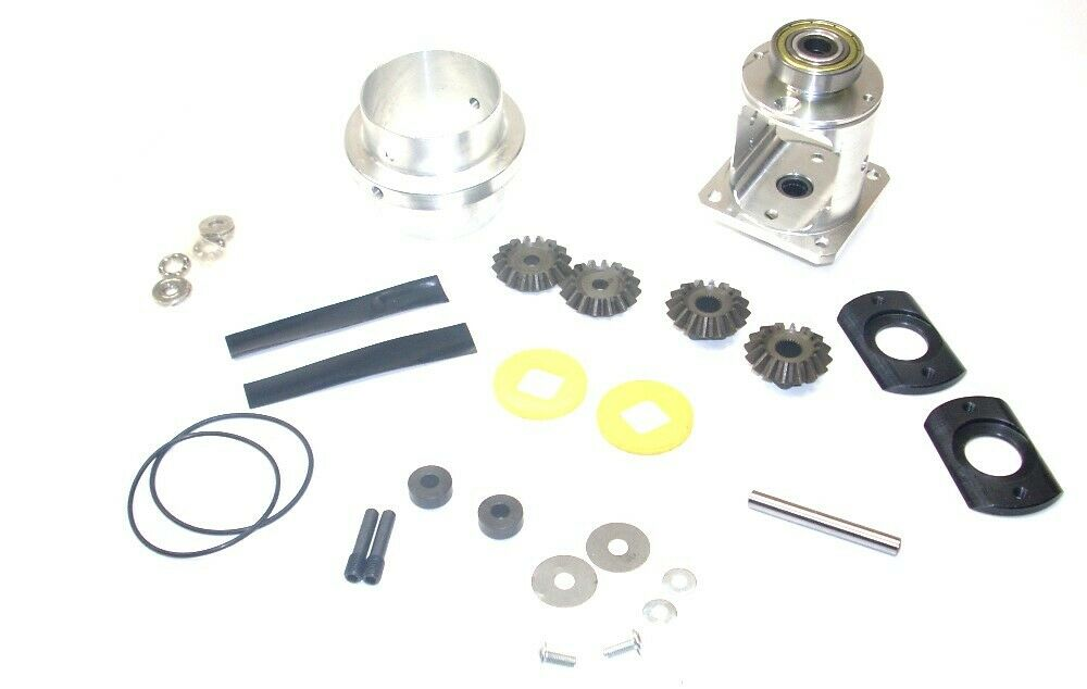 FG EVO 2020 1 5 2WD 2WD 2WD Touring 08501 05 Alu Differential Selbstsperrend Set FT8® 46a628