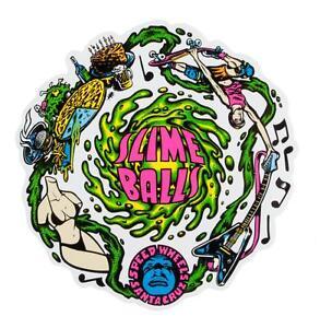 SANTA-CRUZ-Slime-esferas-Adhesivo-De-Skateboard-Slimeballs-Vomito