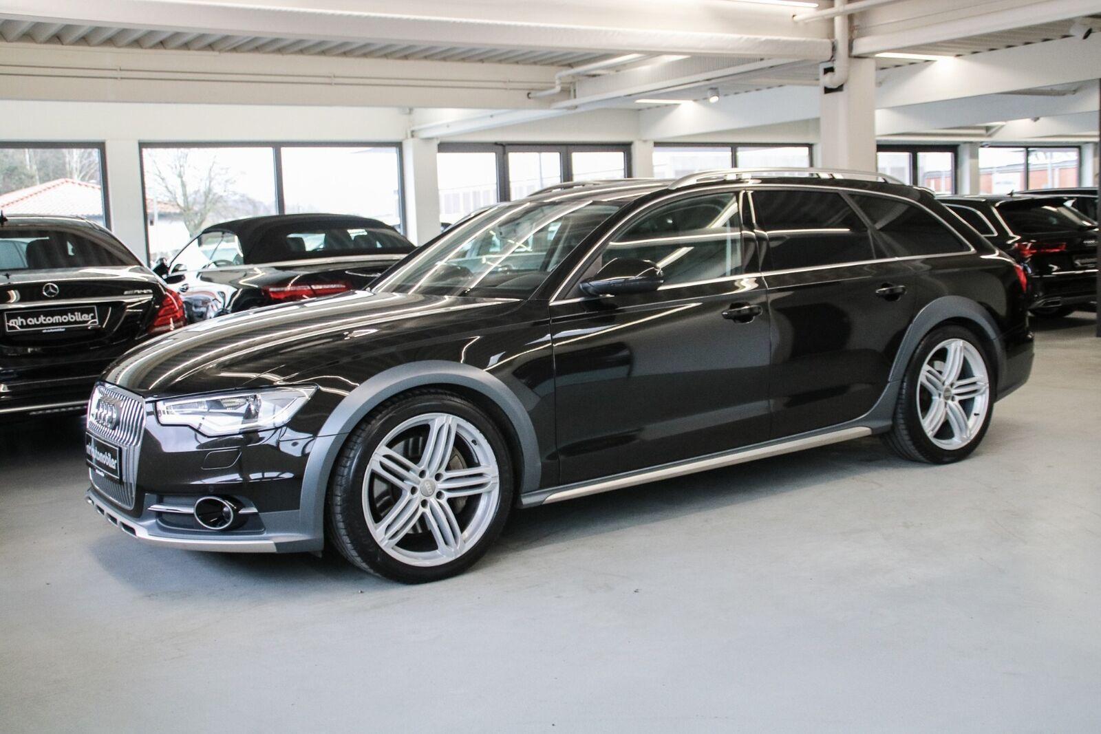 Audi A6 allroad 3,0 TDi 313 quattro Tiptr. 5d - 379.900 kr.