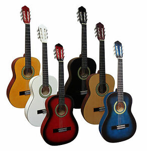 Konzertgitarre-3-4-Modell-Konzert-jugend-Gitarre-in-verschiedenen-Modellen-n