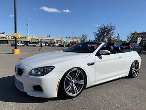 2012 BMW M6 CABRIOLET