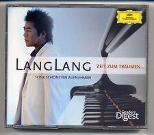 Lang Lang 4-CD Reader's Digest Zeit Zum Träumen Seine Schönsten Aufnahmen