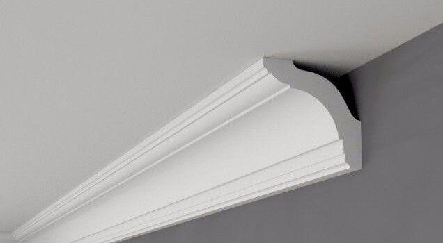 XPS Polystyrene Coving Cornice BFX4 Decoration Cheapest MANY LARGE GrößeS QUALITY