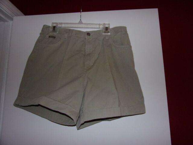 Calvin Klein: Women's 15/16 Khaki Shorts