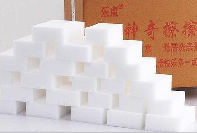 30PCS White Cleaning Magic Sponge Eraser Melamine Cleaner multi-functional foam