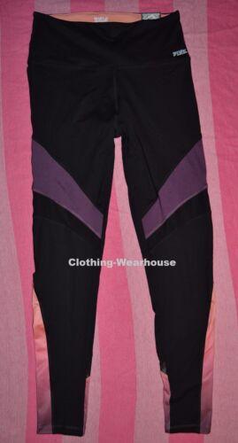 m vita Begonia Ombre leggings Secret Pantaloni a rosa Victoria's Xs alta di s 7gwEOxq4w
