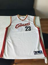 Trikot / Jersey LeBron James Cleveland Cavaliers Gr. XL Rookie Saison, wie Neu