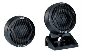 "BOSS TW-18 1"" 200 WATTS SWIVEL MICRO-DOME TWEETERS"