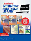 The Lippincott Interactive Anesthesia Library on DVD-ROM: Version 5.0 by Lippincott Williams and Wilkins (DVD, 2010)
