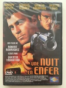 Une-nuit-en-enfer-DVD-NEUF-SOUS-BLISTER-Georges-Clooney-Quentin-Tarantino