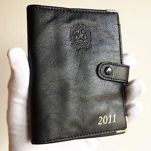2019 DernièRe Conception Portafogli Porta Agenda Consiglio Di Stato E T.a.r. Documenti Wallet 2011 Senato