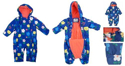 Bébé Fille Combinaison de ski avec Stormwear Nouveau-Né pour tout-petits Filles Ex M et S