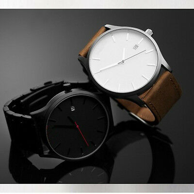 WristWatch Waterproof Strap Hot Luxury Brand Watch Classic Leather Quartz Casual