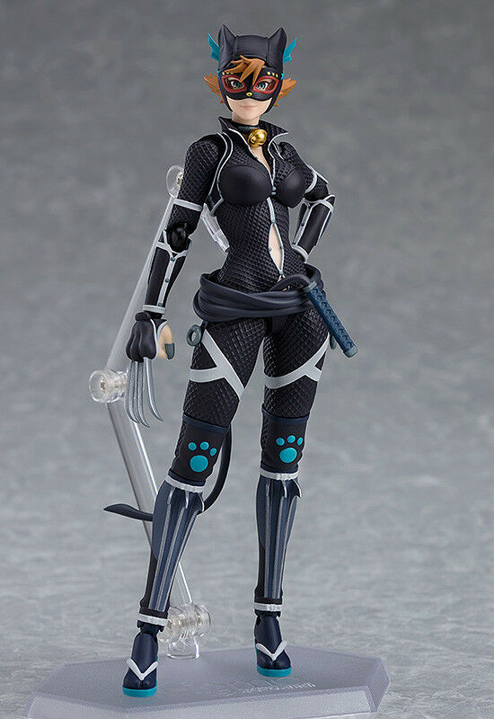 Figma Catwoman Ninja Ver. Japan version