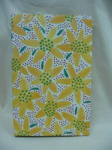 3-Ring-Floral-50-Page-Photo-Album-Holds-300-4x6-Photos-Made-in-USA