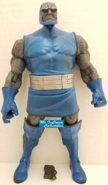 DC Universe SuperHeroes Super Heroes S3 Select Sculpt Light bluee Darkseid