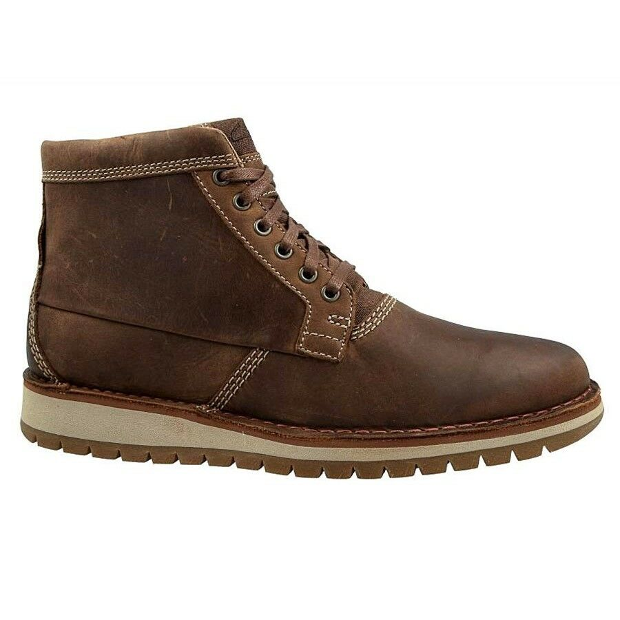 Clarks VARBY TOP TAN LEATHER brown mod. VARBY-TAN