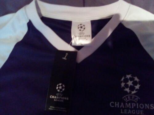 t-shirt  uefa champions leagues 2017