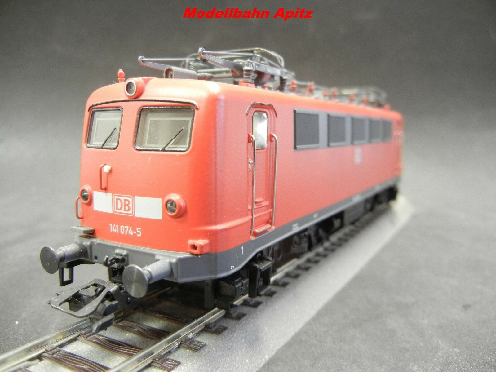 Trix H0 Lok Art.22143  Elok BR141 074-5 DB-AG  rot Neuware vom Fachhändler  | Online Shop Europe