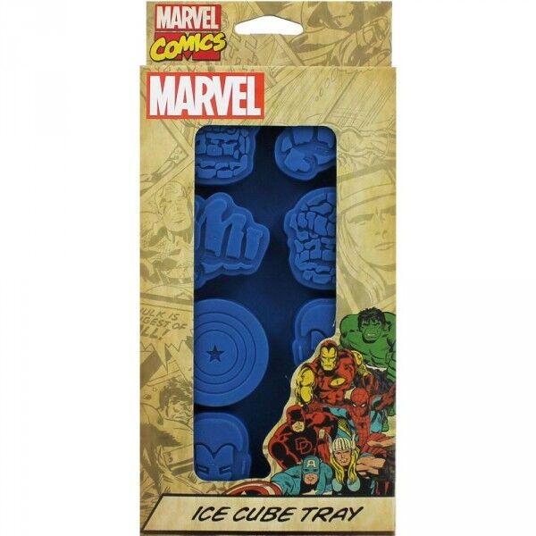 Marvel Comics bac à glaçons moule en silicone Ice Cube Tray 99224