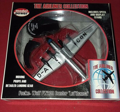 ASST MODEL POWER DIE CAST PLANES THE AIRLINE COLLECTION,* N.I.B. COLLECTIBLES