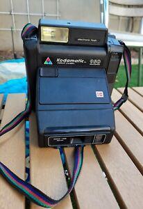 ANCIEN APPAREIL PHOTO KODAMATIC 950 boite et notice polaroide Vintage 1980