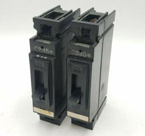 GENERAL ELECTRIC 20AMP 1 POLE CIRCUIT BREAKER TEF113020