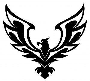 TRIBAL EAGLE AB Vinyl STICKER DECAL Buy 2 get 1 Free AUTOMATICALLY