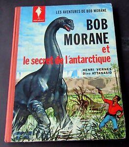 BOB-MORANE-LE-SECRET-DE-L-ANTARCTIQUE-VERNES-ATTANASIO-EO-1962-BON-ETAT