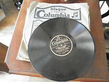 batteries et sonneries règlementaires - A. Courtade - columbia n° DF 237