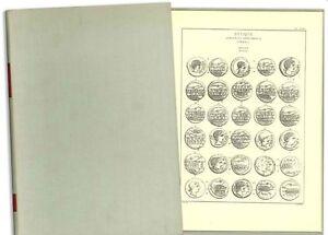 Tres-Rare-Livre-034-MONNAIES-ANTIQUES-DE-L-039-ESPAGNE-034-Monnaie-Celtibere-Romaine