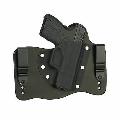 Kydex IWB Holster Springfield XDs 3.3 45 ACP//9mm Right Hand
