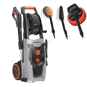 SwitZer-Portable-Electric-Pressure-Washer-2500W-2830PSI-Power-Jet-Cleaner-Kits