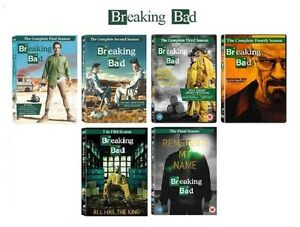 Breaking Bad Season 1 2 3 4 5 6 Breaking Bad Series 1  6 - <span itemprop='availableAtOrFrom'>Northolt, Middlesex, United Kingdom</span> - Breaking Bad Season 1 2 3 4 5 6 Breaking Bad Series 1  6 - Northolt, Middlesex, United Kingdom