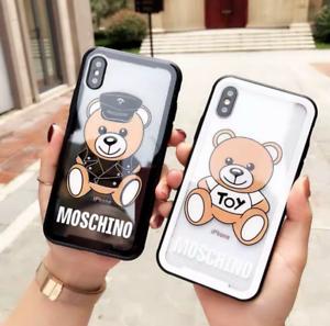 moschino iphone xs case
