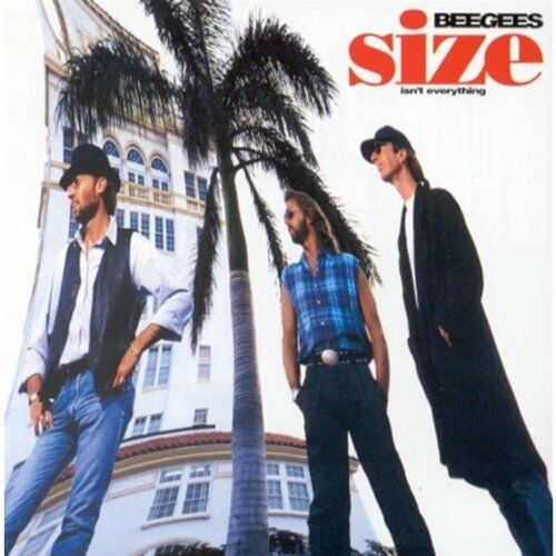 1 of 1 - Bee Gees / Size Isnt Everything *NEW* CD