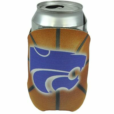 NCAA North Carolina State Wolfpack Flat Drink Coozie