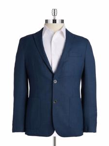Vince Camuto Slim Fit Wool Blend Blazer 42L NEW $295.00