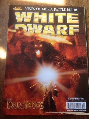 100% Vero Warhammer. White Dwarf Numero 310 (b). Warhammer Magazine.-mostra Il Titolo Originale Buoni Compagni Per Bambini E Adulti