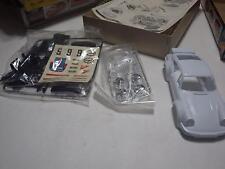 Nichimo (Japan) Porsche 930 (Martini Racing) Plastic Kit/Electric 1:24 NIB