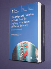 Teaching Co Great Courses DVDs   THE ORIGIN and EVOLUTION of EARTH   new  sealed