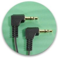 Sena Smh-a0108 Angled 3.5mm To 3.5mm Stereo Audio Cable ++free Ship