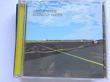 SAINT ETIENNE SOUND OF WATER - JAPANESE  4 BONUS TRACK VERSION CD