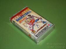 Advanced Basketball Simulator Commodore 64/128 C64/C128 - Mastertronic (SCC) NEW