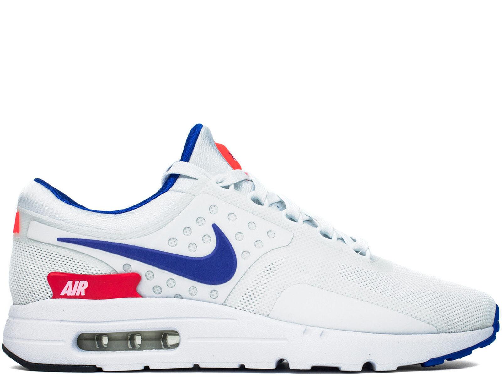 e261fa34bd328 70%OFF Size 10 Men s Nike Air Max Zero QS 789695 105 Athletic Fashion  Sneakers