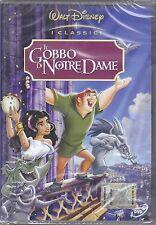 Dvd Disney **IL GOBBO DI NOTRE DAME** nuovo 1996