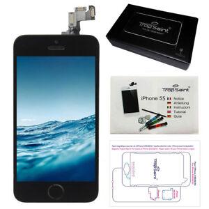 Ecran-LCD-Vitre-Tactile-Retina-Apple-iPhone-5S-NOIR-Camera-Bouton-Home