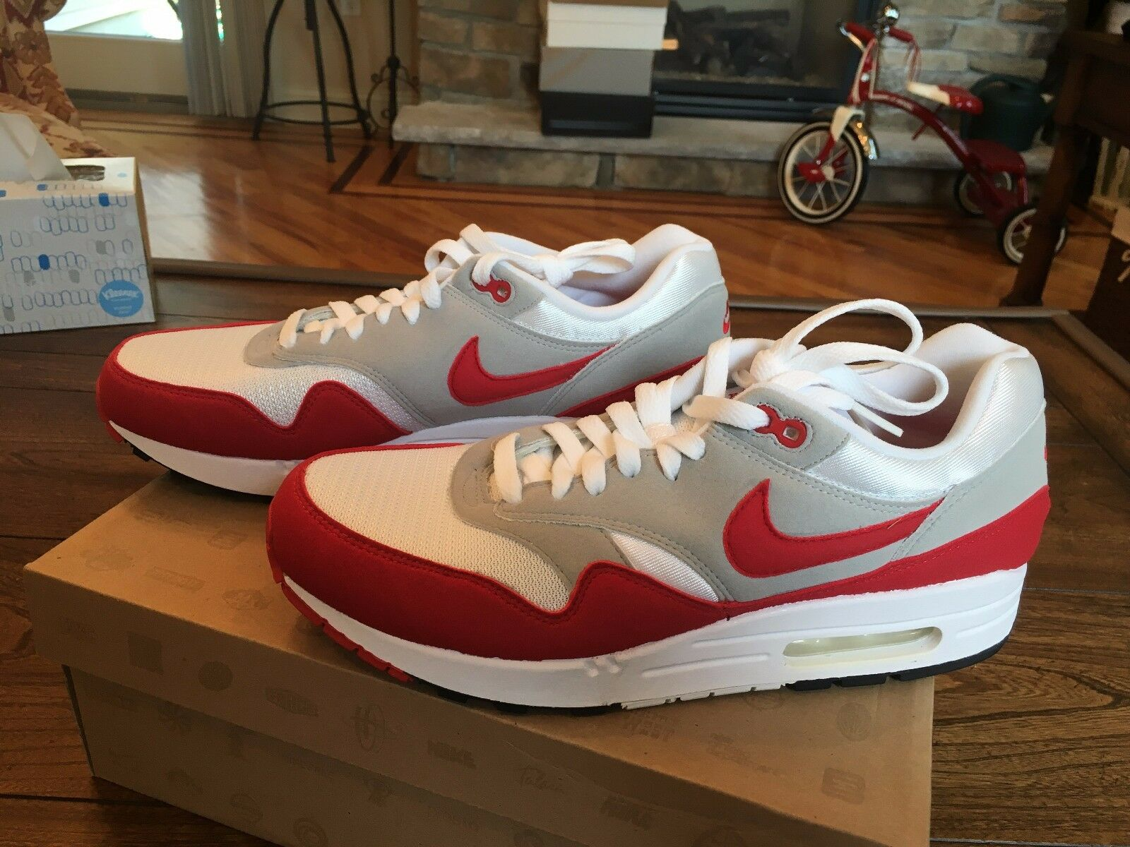 Nike Air Max 1 History of Air HOA Quickstrike Original OG 2018 size 10 Deadstock The latest discount shoes for men and women
